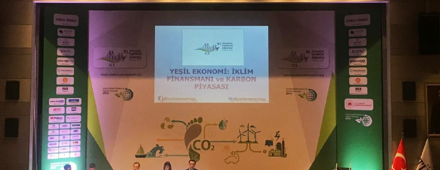 9th April, 2019 Low carbon heroes have become obvıous, ınstıtutıons that keep carbon accountıng well are awarded.
