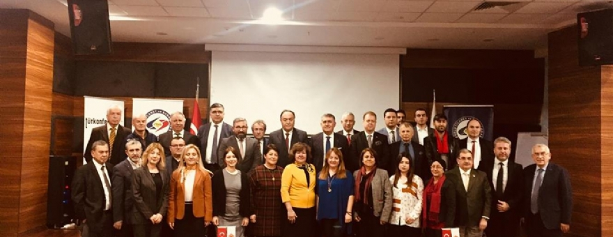 25th January, 2020 TURKONFED Energy Efficiency New Approaches Meeting / Çorlu