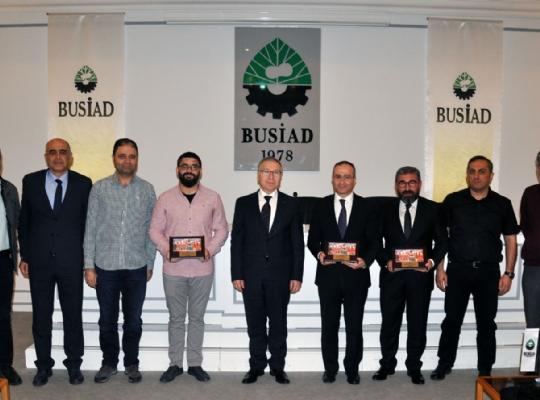 17 th April 2018, Energy Efficiency was discussed in BUSIAD.